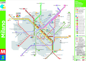 Print the subway map